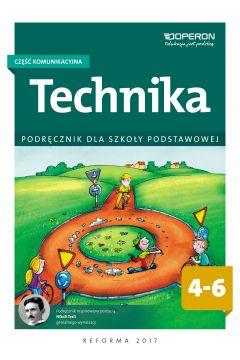 Technika 4-6. Część komunikacyjna. Podręcznik dla szkoły podstawowej
