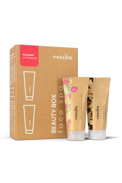 Zestaw Face Spa: Peeling do twarzy + Instant Beauty Mask
