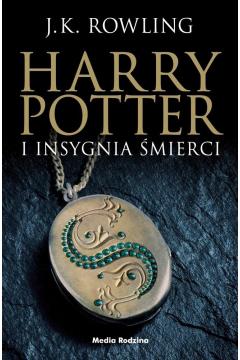 Harry Potter 7 Insygnia Śmierci