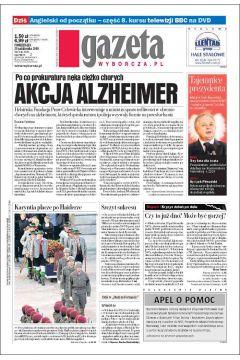 Gazeta Wyborcza - Białystok 246/2008