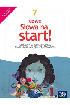 J. Polski SP 7 Nowe Słowa na start.Podr. NE w.2020