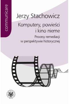 Komputery, powieści i kino nieme
