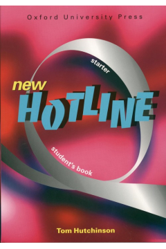 Hotline NEW Starter SB OXFORD