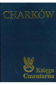 Charków. Księga Cmentarna