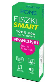 Fiszki 1000 słów Francuski na co dzień