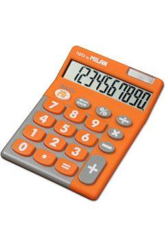 Kalkulator 10 pozycyjny Touch Duo pomarańczowy