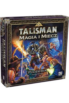 Talisman: Magia i Miecz - Podziemia GALAKTA