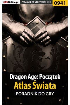 Dragon Age: Początek - Atlas Świata poradnik do gry