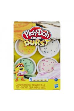 Play-Doh ciastolina 4-pak Wybuchowe Kolory