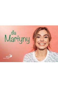 Imiona - Dla Martyny