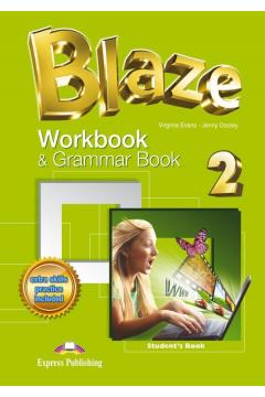 Blaze 2. Student's Workbook & Grammar Book