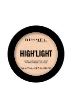 RIMMEL_High'light rozświetlacz do twarzy 001 Stardust
