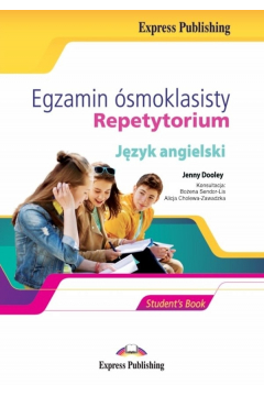 Egzamin ósmoklasisty. Repetytorium. Student's Book + DigiBook