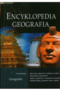 Encyklopedia szkolna - geografia