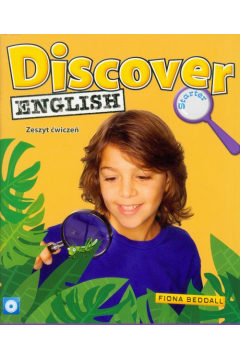 Discover English PL Starter WB + CD-Rom OOP