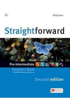 Straightforward 2nd B1 SB + eBook