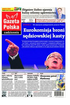 Gazeta Polska Codziennie 176/2017