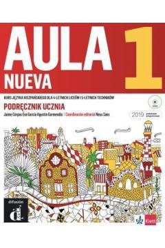 Aula Nueva 1 podręcznik ucznia LEKTORKLETT