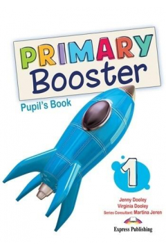 Primary Booster 1. Pupil`s Book