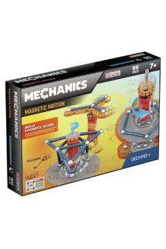 Geomag Mechanics Magnetic Motion. Klocki magnetyczne. 86 elementów