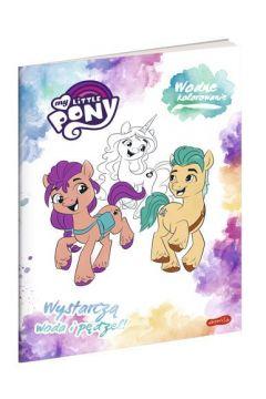 My Little Pony. Wodne kolorowanie. Wydanie filmowe