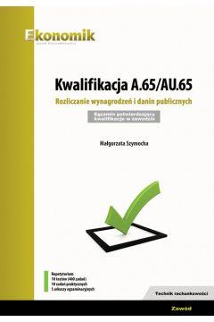 Kwalifikacja A.65/AU.65 EKONOMIK