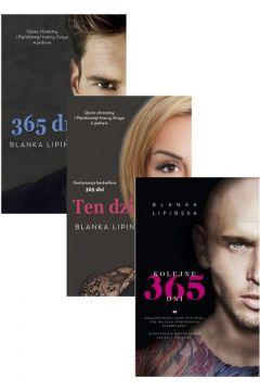 Zestaw 3 książek: 365 dni, Ten dzień, Kolejne 365 dni
