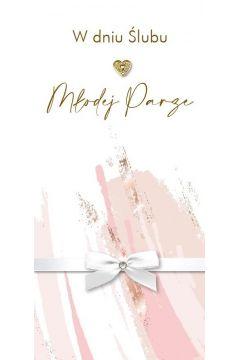 Karnet Ślub DL-103