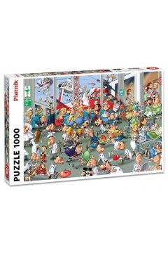 Puzzle 1000 - Accidents + Emergencies PIATNIK
