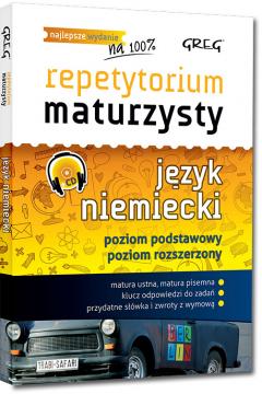 Repetytorium maturzysty 2020. Język niemiecki. Poziom podstawowy i rozszerzony