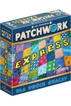 Patchwork Espress LACERTA