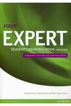 First Expert Student's Book Resource without key