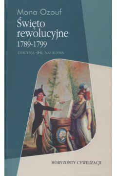 Święto rewolucyjne 1789 - 1799