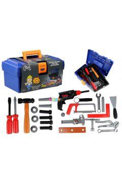 Zestaw z narzędziami dla majsterkowicza 31 elementów