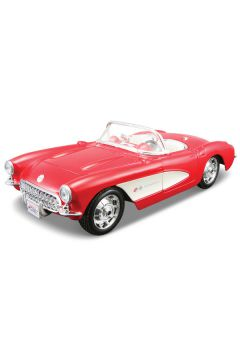 MI 39275 Chevrolet Corveta 1957 1:24 do składania