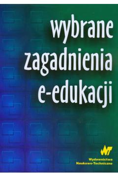 Wybrane zagadnienia z e-edukacji