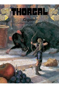 Thorgal, tom 22. Giganci