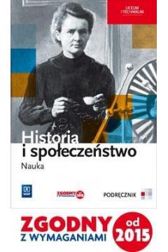 Historia i społeczeństwo LO Nauka podr  WSiP