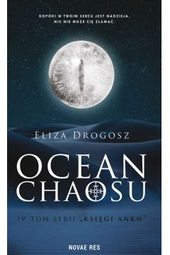 Ocean chaosu. Księgi Ankh. Tom 4
