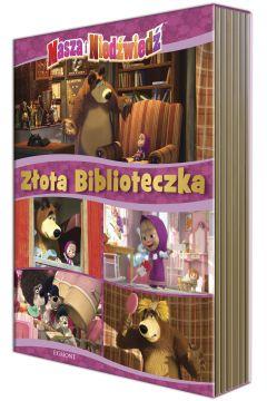 Złota biblioteczka. Masza i Niedźwiedź
