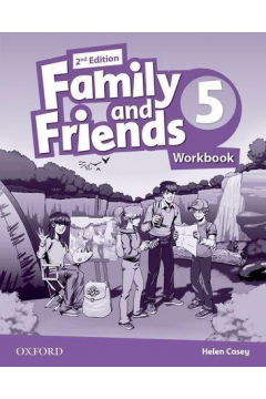 Family and Friends 2E 5 WB OXFORD