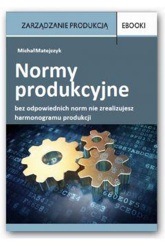 Normy produkcyjne