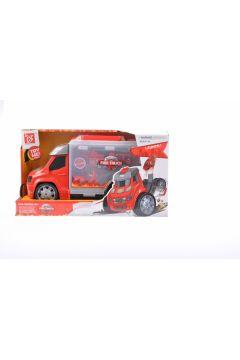 Auto Strażackie Kontener MEGA CREATIVE 462993