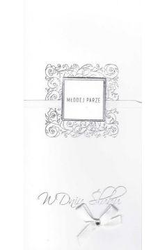 Karnet Ślub DL-091