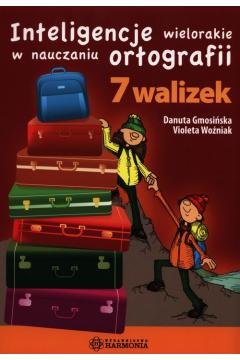 7 walizek - Inteligencje wielorakie...(komplet)