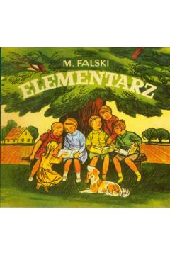 Pierwszy elementarz Falskiego (reprint 1971)