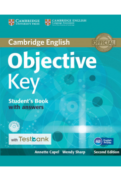Objective Key Student's Book with Answers with CD-ROM with Testbank
