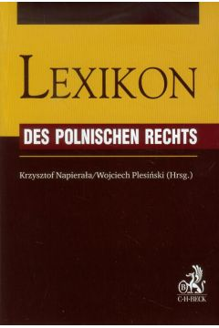 Lexikon des Polnischen Rechts