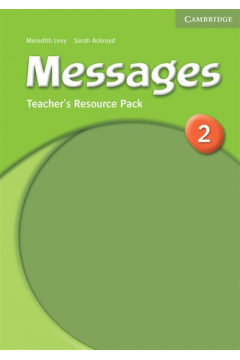 Messages 2 Teacher's Resource Pack