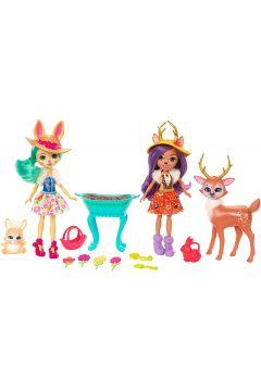 Lalki + Zwierzątka wielopak Enchantimals